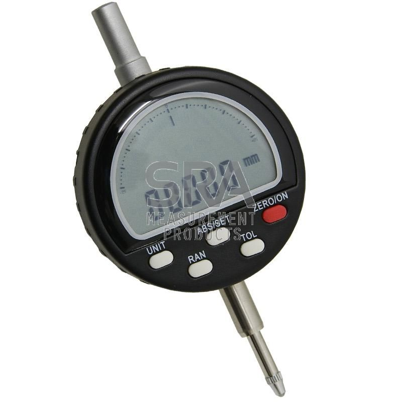 Federal Indicator Travel Products : High resolution digital plunger indicator gage mm