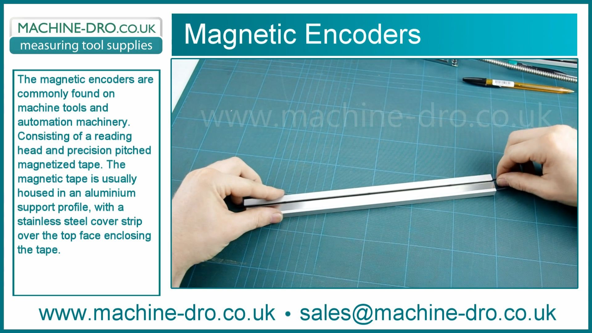 Magnetic Encoders