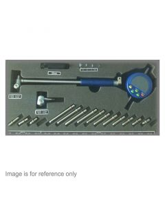 35-160mm Moore and Wright Digital Bore Gauge Set MW316-12D